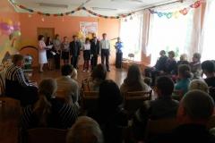 ЦКРОиР «Радуга» - 1 сентября 2012
