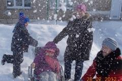 ЦКРОиР «Радуга» - На прогулке зимой