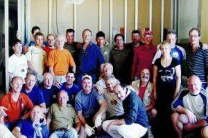 Итальянцы снова в Лиозно, или «Трудовой отпуск» волонтеров