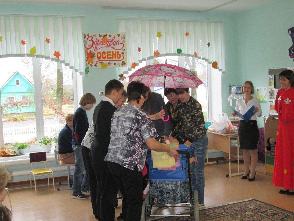 Праздник Осени! Первое заседание клуба «Надежда»